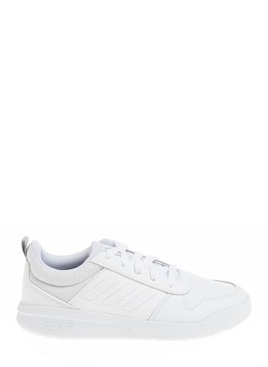 adidas Adidas Eg2554 Tensaur Kauçuk Dış Nlı Dikişsiz 3 Bant Detaylı Çocuk Yürüyüş Ayakkabısı Beyaz